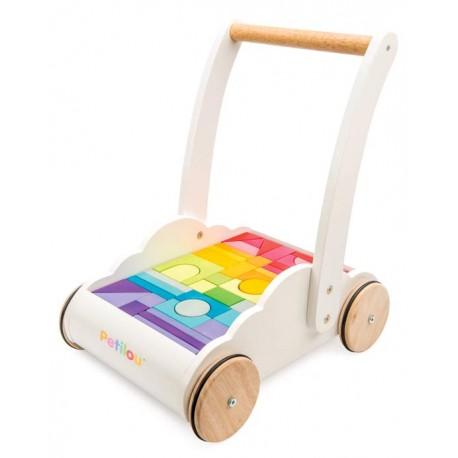 Rainbow Cloud Walker