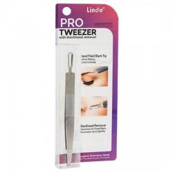 ProTweezer pince à cils avec embout pour points noir