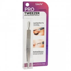 ProTweezer with blackhead remover