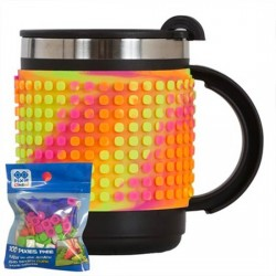 PIXIE TASSE COULEURS FUNKY