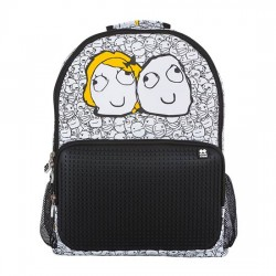 PIXIE BACKPACK DERPINA / BLACK
