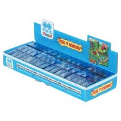 DISPLAY 48 BOXES (2X24) SMALL PIXELS