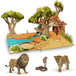 WILD ANIMAL GIFTBOX