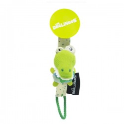 Pacifier Clip Aligatos the Alligator