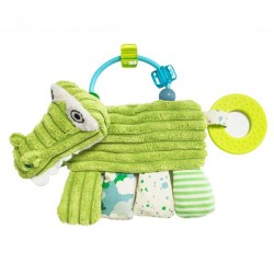 Activity Teether Aligatos the Alligator