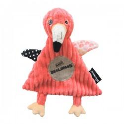 Doudous Flamingos le Flamant rose