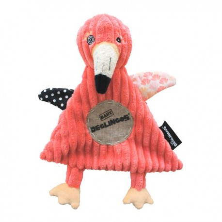 Comforter Flamingos