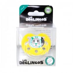 Sillicone pacifier Lion 0-6m