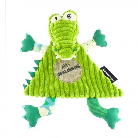 Doudous Aligatos l'Alligator