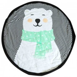 BABY SOFT POLAR BEAR