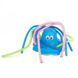 Octopus Waterparty  H-16cm