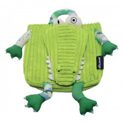 Backpack Aligatos the Alligator