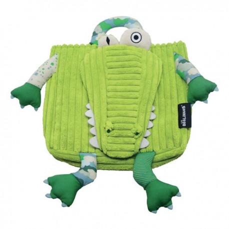 Corduroy backpack Aligatos