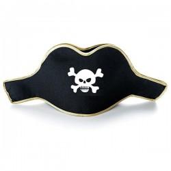 Chapeau Pirate, Pirate Tête de mort blanc