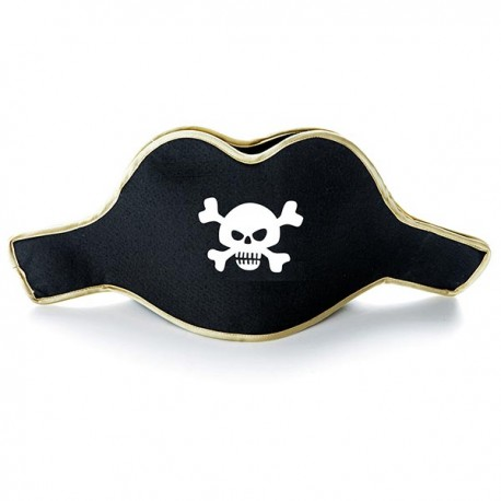 Pirate Hat, Pirate White Skull