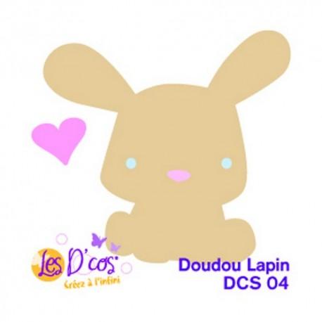 D'CO DOUDOU LAPIN