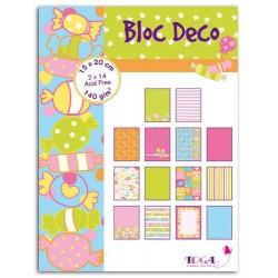 DECO BLOC - CANDY 15 X 20 28S.