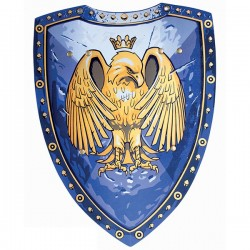 Eagle Shield, purple