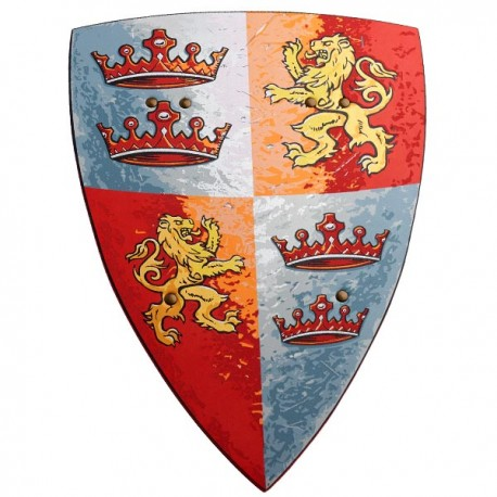 Prince Lionheart shield