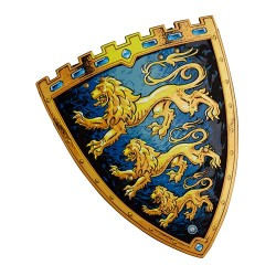 King's shield, Triple Lions
