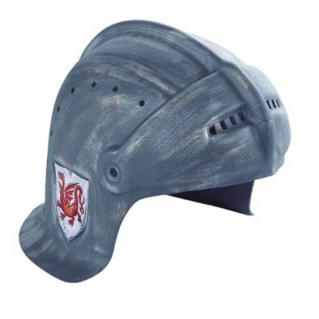 Amber Dragon's helmet