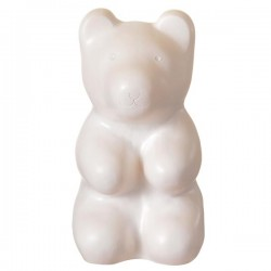 LAMP  JELLY BEAR  WHITE