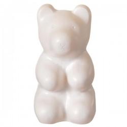 lampe Ours en gelée blanc