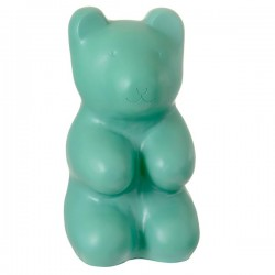 LAMP JELLY BEAR GREEN***