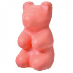LAMP JELLY BEAR PEACH