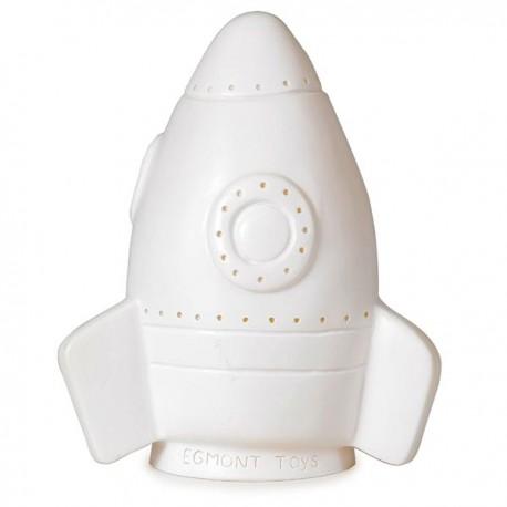 LAMP ROCKET WHITE