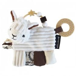 Hochet d'activités Muchachos le Lama