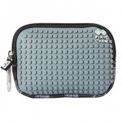 Pixie Pouch CHECKERED GREY / DARK GREY
