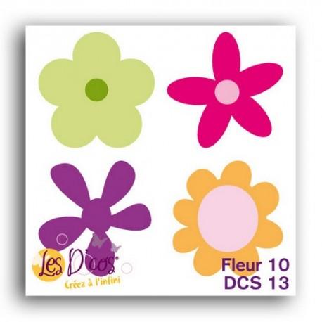 D'CO FLOWER 10
