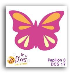 D'CO PAPILLON 3