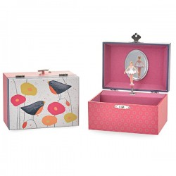 MUSICAL JEWELRY BOX POPPI JOY TO THE WORLD
