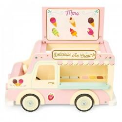 Dolls Vintage Ice Cream Van