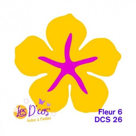 D'CO FLEUR 6
