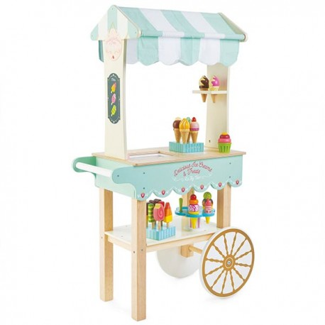 Ice Cream and Treats Trolley