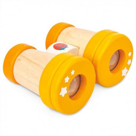 Lady Bird Binoculars Yellow