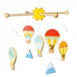 Hot Air Balloon Mobile***
