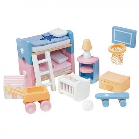 Sugar Plum Children's room