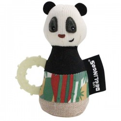 Maracas Rototos the Panda - NEW