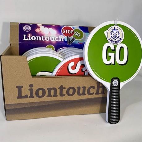 Stop /Go sign box - 12 pcs
