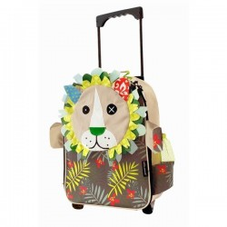 Valise Trolley  Jelekros le Lion