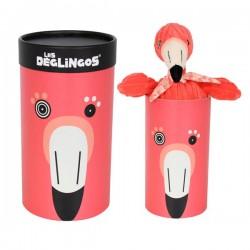 Simply en boite Flamingos le Flamant Rose 23cm