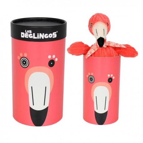 Big simply plush in box Flamingos 23cm