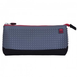 Pixie Pencil Case BLACK / GREY