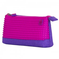 PIXIE PENCIL CASES MAUVE / FUCHSIA