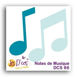 D'CO MUSICAL NOTE