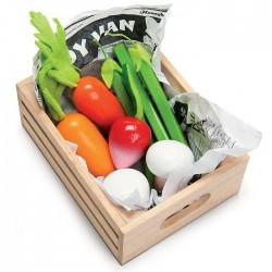 Légumes frais du marché